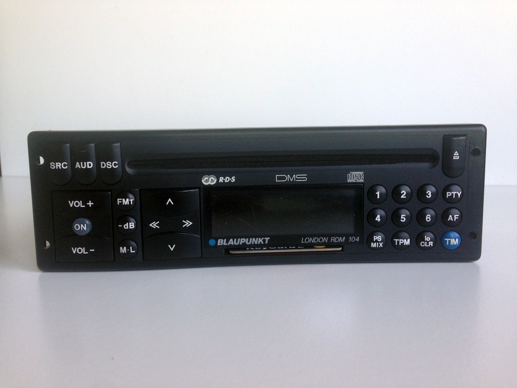 Blaupunkt ... & Blaupunkt London RDM 104. Very desirable radio. | Original classic ...