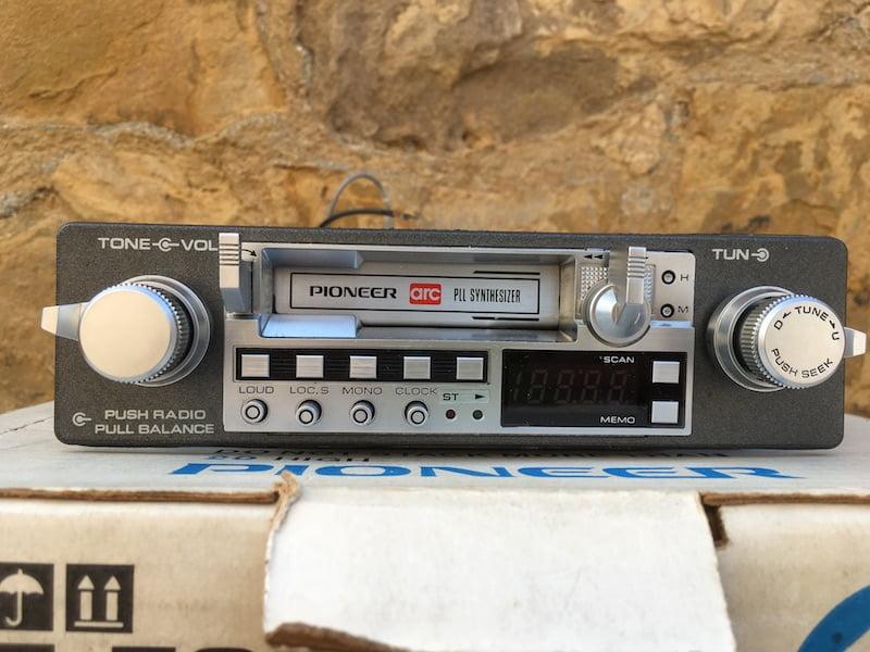 Pioneer Ke 5300 New In Original Box Original Classic Car Radios