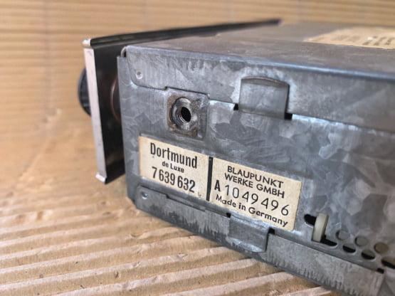 Blaupunkt Dortmund de Luxe radio